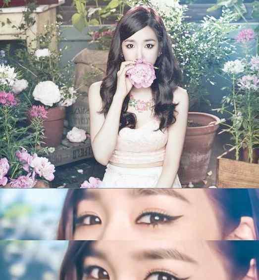 韩国眼线妆 韩国  包围眼线妆