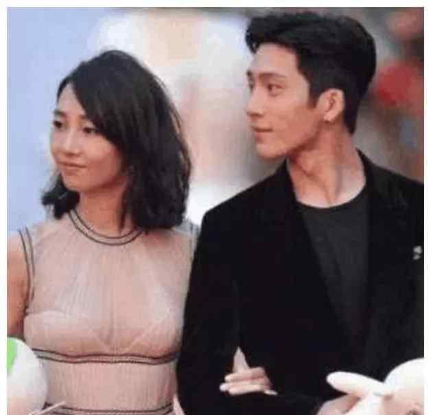 王珞丹和李光洁 王珞丹真实身材曝光,怪不得不红,网友:比白百合差远了