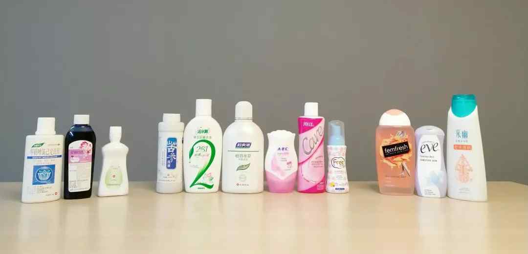 女性洗液 【六脱秀】12款女性私密护理洗液测评报告!