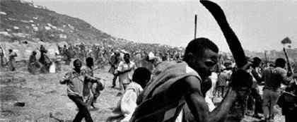 卢旺达大屠杀 原创   1994年卢旺达大屠杀有多血腥惨烈