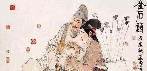 李清照老公 宋朝着名词人李清照的丈夫是谁 他是因何而死的