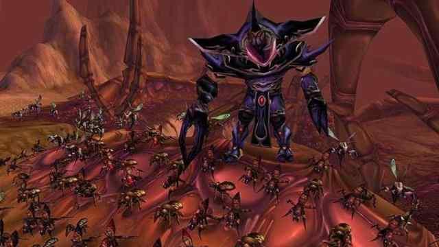 其拉帝王武器 《魔兽世界》其拉帝王武器奖励 神圣其拉短剑最强不服来战